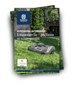 Automower Broschüre 2018